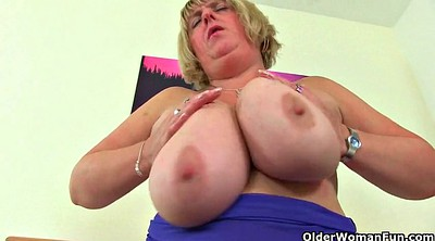 Bbw mature, Black granny, Marie, British mature