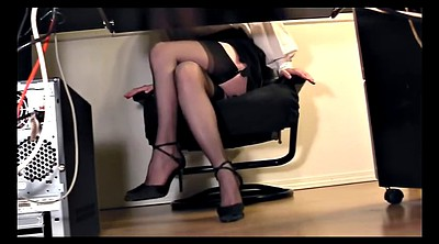 Skirt, Under skirt, Under, Office secretary