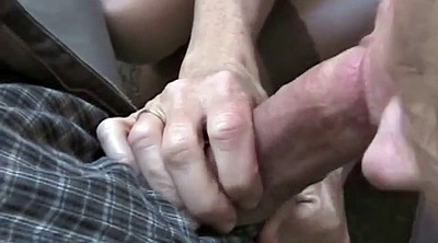 Granny, Mom blowjob