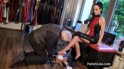 High heels, Polish, Milf heels