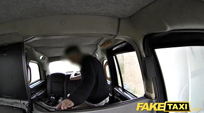 Taxi, Fake taxi, Goth, Young girl creampie, Young creampie, Huge creampie