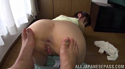 Asian foot, Foot fetish, Feet pussy