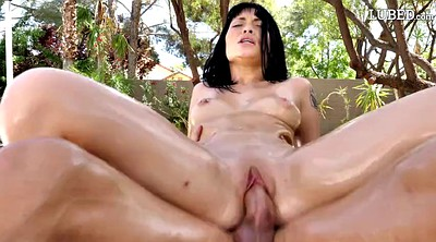 Reverse cowgirl, Outdoor