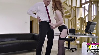 Work, Ginger, Amateur young