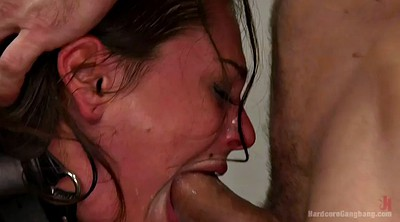 Group anal, Creampie gangbang, Double penetration