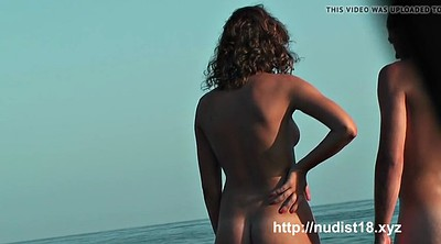 Nudist, Beach voyeur, Shot, Nudists, Nudist beach, Voyeur ass