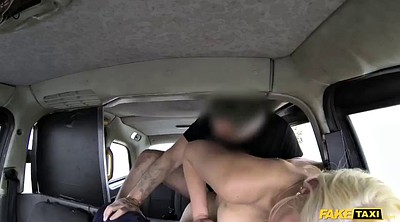 Car, British threesome, British anal, London, Taxi anal, Fake taxi anal
