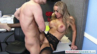 Office, Big tits, Nicole aniston, Aniston