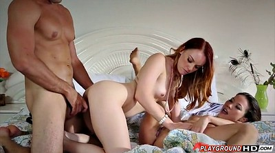 Threesome friends, Group sex, Asian ass, Friends threesome