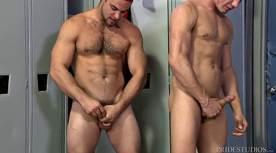 Big dick, Locker room