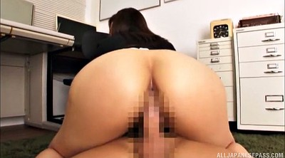 Asian office, Office pantyhose