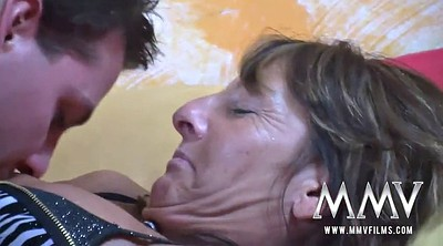 German mature, Swinger party, Filmed