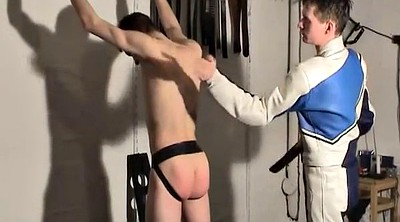 Caning, Male, Caned
