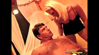 Spit, Spitting, Cuckold femdom, Trouble