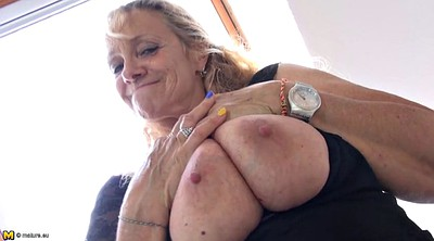 Real mom, Mature mom, Real amateur, Hungry