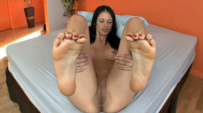 Tiffany thompson, Teen foot