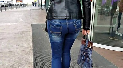 Leather, Round ass