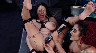 Electro, Lesbian anal, Dungeon