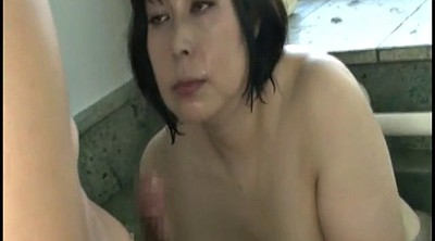 Japanese bbw, Asian man
