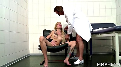 Doctor, Examination, Anal doctor, German bbw