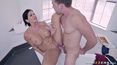 Shay fox, Bathroom, Milf fuck