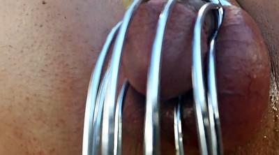 Strapon, Pegging, Fist, Peg, Wifey, Outside