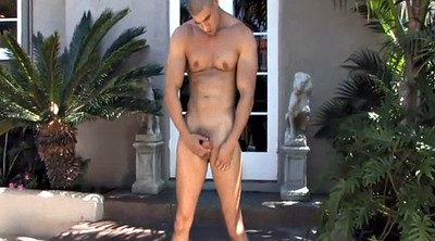 Beating, Outside, Hot guy