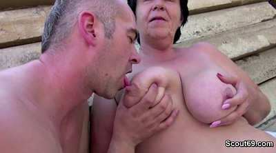 Grandma, Grandson, Young bbw, German granny, Bbw amateur