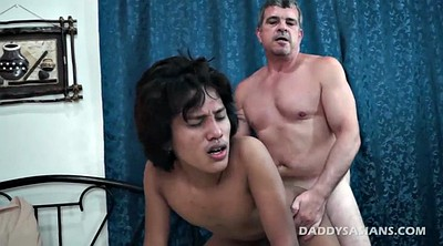 Old, Ass licking, Gay old young, Asian young, Asian daddy