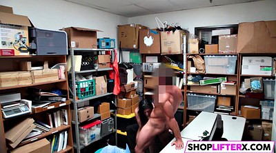 Office, Police, Shoplifting