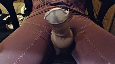 Popper, Poppers, Pantyhose tease
