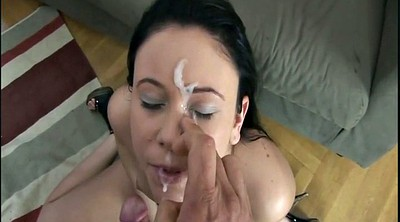 Cums, Drenched, Facial compilations
