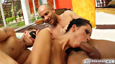 Dirty, Anal double