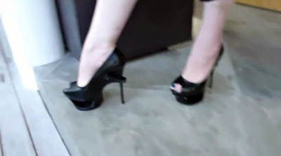 High heels, High, Pump, Heel fetish