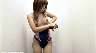 Fitness, Japanese naked, Fitting room, Fit body