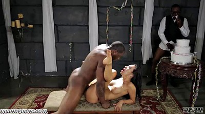 Group asian, Black asians, Best friend, The bride, Black fuck asian, Asian bride