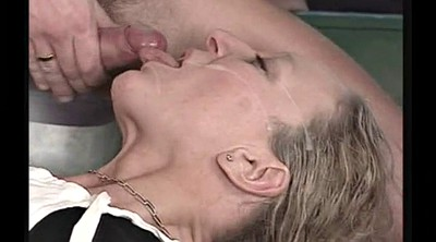Fisted, Mature anal