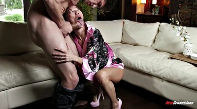 Asian bdsm, Kalina ryu, Insane, Asian wife