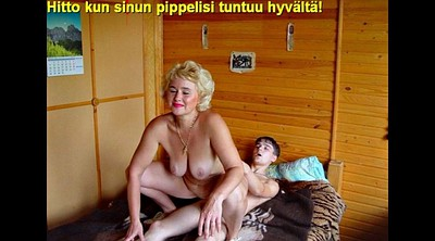 Mom, Russian mature, Russian mom, Slideshow, Finnish
