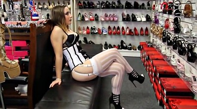 High heels, Belt, High girl, Stocking heels, High heeled, Heel stocking