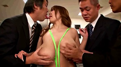 Japanese office, Japanese busty, Busty asian