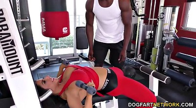 Anal interracial, Blacked squirt
