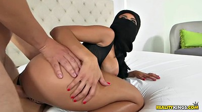 Arabic, Arab hijab, Arab big
