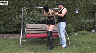 Submissive, Hogtied, Submissed
