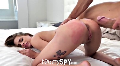 Babysitter, Punish, Ride, Nanny, Cole