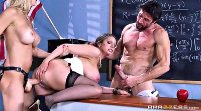 Alexis fawx, Brooklyn chase, Alexis, Tommy, Parents, Teacher threesome