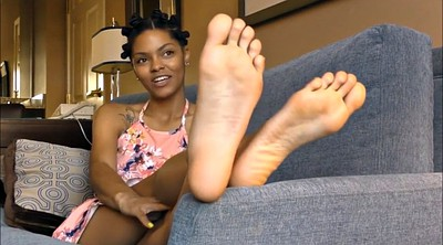 Sole, Black feet