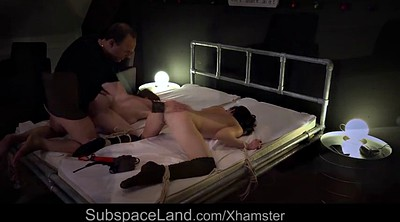 Submissive, Hogtied