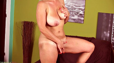 Milf solo, Chubby solo, Chubby blonde, Solo blonde
