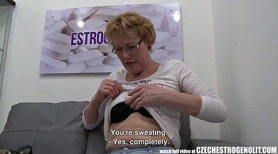 Injection, Caught, Mature orgasm, Inject, Injections, Czech mature